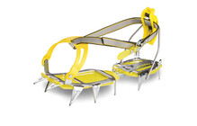 Salewa Aguille 2.0 Antiboot Combi steel/yellow